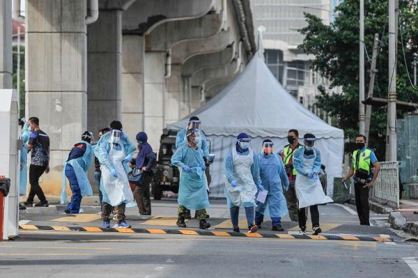 ماليزيا.. 20988 إصابة جديدة بكورونا و249 وفاة