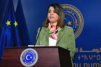 ليبيا.. تأكيد على «انتخابات في موعدها وضرورة خروج المرتزقة»