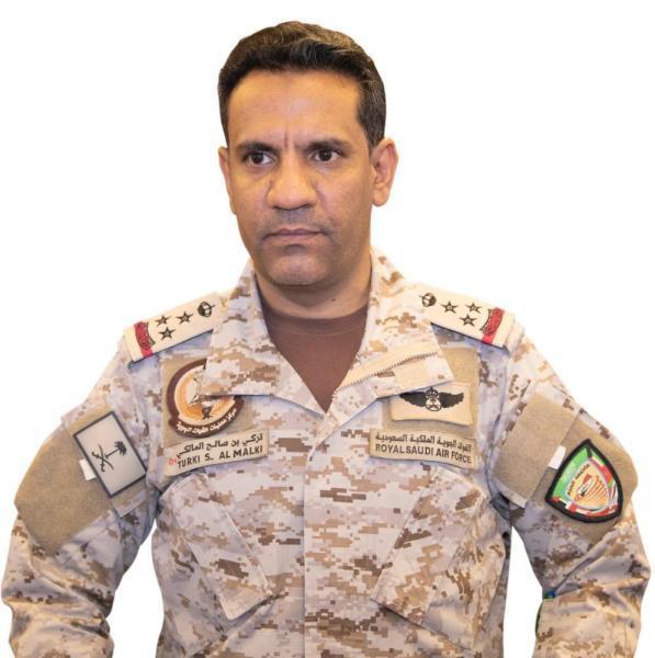 التحالف : اعتراض طائرة مسيرة مفخخة اطلقها الحوثي باتجاه المملكة