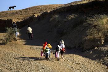 الأمم المتحدة تحذر من تفاقم الأزمة الإنسانية في إقليم تيغراي