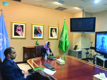 المملكة لـ«مجلس الأمن»: سنتخذ ما يحفظ أمننا