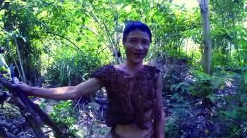 وفاة «رجل الغابة» الفيتنامي