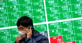 ارتفاع مؤشرات بورصة طوكيو في بداية التعاملات