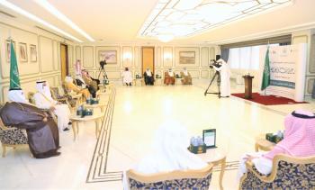 أمير الشرقية يكرم أعضاء مجلس إدارة لجنة التنمية الاجتماعية