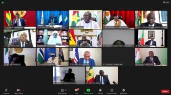 «الاقتصادية لغرب أفريقيا» تعلق عضوية غينيا
