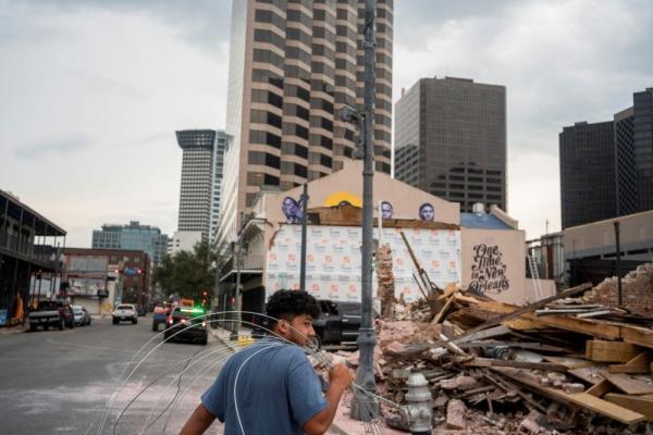 ارتفاع وفيات إعصار إيدا في لويزيانا الأمريكية إلى 26