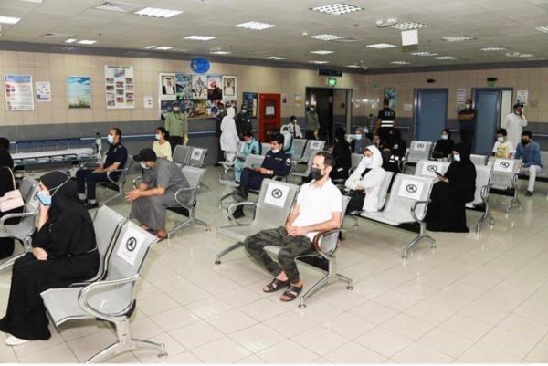 69 إصابة جديدة بكورونا ووفاة واحدة بالكويت