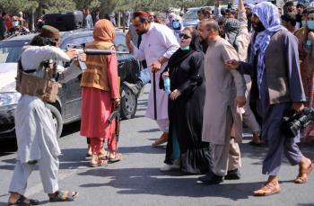 الاحتجاجات تتواصل في أفغانستان رغم محاولات طالبان للترويع