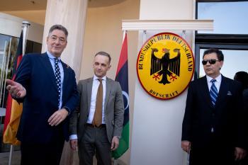 ألمانيا تدعو مجددا لسحب أي «مرتزقة أجانب» من ليبيا