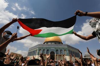 فلسطين تصف مواقف رئيس وزراء الاحتلال بـ«المعادية للسلام»