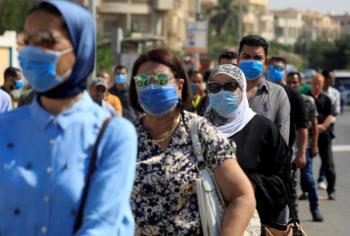 مصر تسجل 433 حالة إصابة جديدة بكورونا