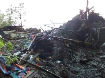 إعصار شانتو يضرب الفلبين ويجلي مئات السكان