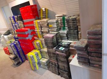 بريطانيا.. ضبط كوكايين بقيمة 190 مليون يورو على متن يخت