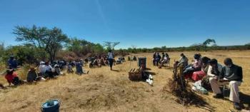 زيمبابوي.. خسائر بشرية في حرائق 2021 بنسبة 300 % عن العام الماضي