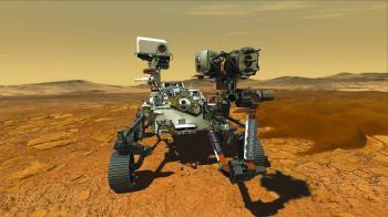«برسيفيرانس» تجمع عينة ثانية من «الكوكب الأحمر»