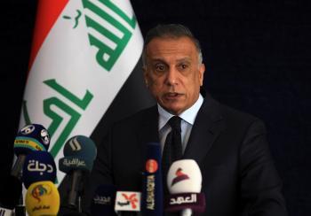 الكاظمي: الانتخابات البرلمانية الحل الوحيد لمشكلات العراق