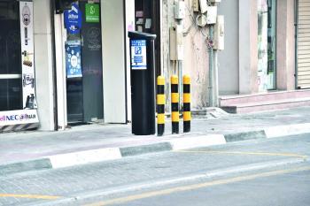 60 يوما للاعتراض على مخالفات استخدام مواقف السيارات التجارية