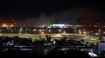 «عمليات أربيل»: لا خسائر بشرية ومادية جراء الهجوم على المطار