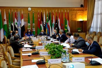 جامعة الدول العربية تناقش استراتيجية الحد من الكوارث