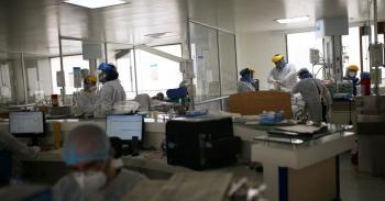 نيويورك تسجل 5447 إصابة جديدة بكورونا