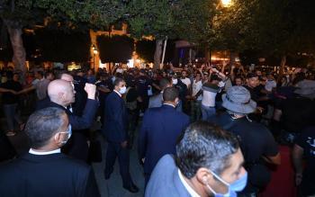 الرئيس التونسي: نعمل في إطار الشرعية.. وتعديل الدستور ممكن