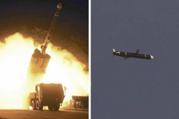 كوريا الشمالية تجري تجارب ناجحة لإطلاق صواريخ بعيدة المدى