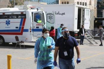883 إصابة جديدة بكورونا في الأردن
