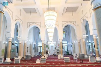 الشؤون الإسلامية : رصد 324 مخالفًا للاحترازات بتبوك