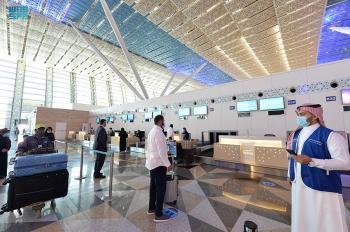 عاجل : «الطيران المدني» تحدث إجراءات دخول القادمين إلى المملكة