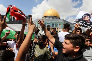 مفتي القدس يحذر من دعوات لاقتحام المسجد الأقصى