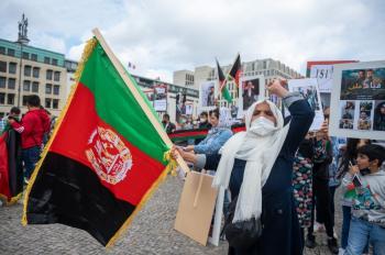 وزراء خارجية «ميكتا» : قلقون بشأن  الوضع في أفغانستان