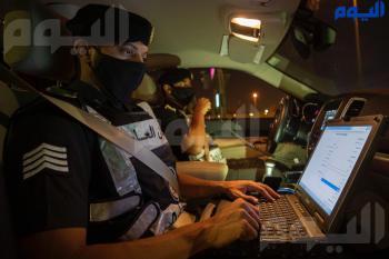 شرطة مكة تسترد (12) مركبة مسروقة وتقبض على سارقها