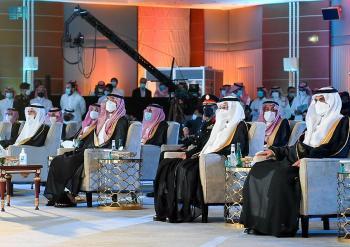 برعاية ولي العهد.. وزير الحرس الوطني يفتتح «قمة الرياض للتقنية الطبية»