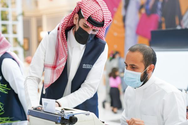 منصات تسويقية لـ «كتاب الرياض» في المراكز التجارية