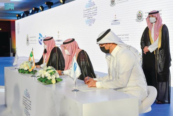 تحت رعاية ولي العهد.. افتتاح «قمة الرياض العالمية للتقنية الطبية»
