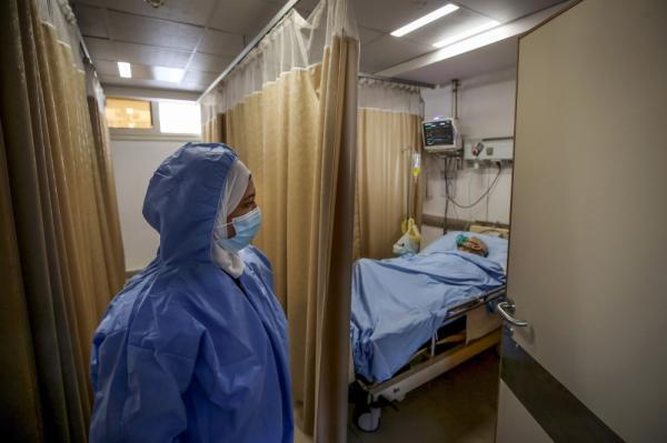 مصر تسجل 503 إصابات جديدة بكورونا