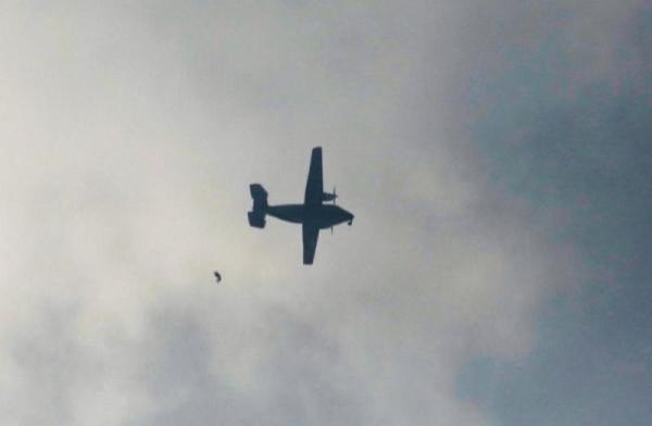 تحطم طائرة شحن إندونيسية على متنها ثلاثة أشخاص