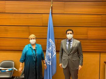 وزير الخارجية اليمني: الحوثي فرض سلطة شمولية وعنصرية