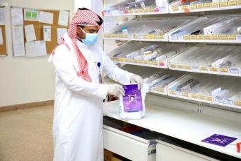 11 ألف مستفيد من خدمة توصيل الأدوية للمرضى بالشرقية