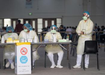 59 إصابة جديدة بكورونا وحالة وفاة في الكويت