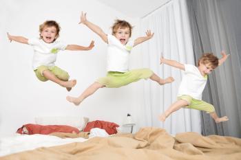سمنة الأمهات أثناء الحمل تسبب فرط الحركة للأطفال