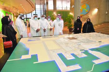 تعزيز التعاون بين «ملكية الجبيل» و«البحرين للعمل التطوعي»