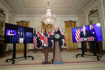 أمريكا وبريطانيا تزودان أستراليا بغواصات تعمل بالطاقة النووية