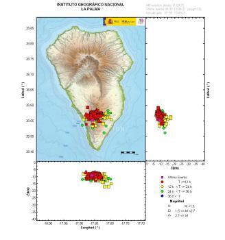 إسبانيا تطلق تحذير من ثوران بركان في جزر الكناري