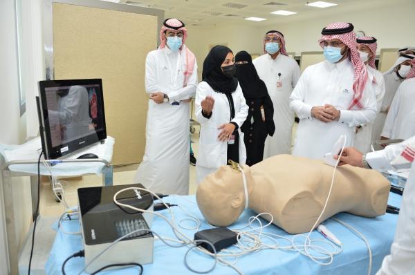 أول «دمى بشرية» لتدريب طلاب الطب بالشرقية
