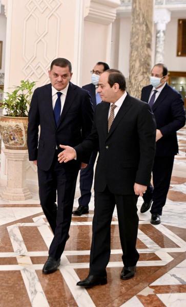 مصر تؤكد أهمية إجراء الانتخابات الليبية القادمة