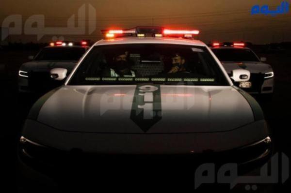 ضبط 4 مواطنين نشروا مشهد احتجاز وسكب مادة سريعة الاشتعال