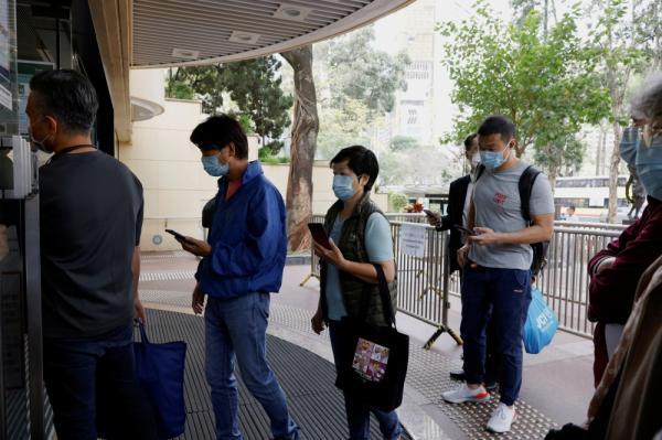 الصين تسجل 84 إصابة جديدة بفيروس كورونا