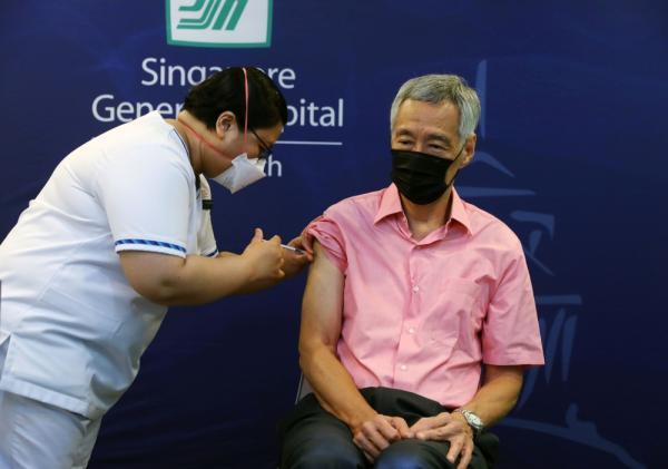 سنغافورة : أعلى عدد من الإصابة بكورونا منذ إغلاق 2020