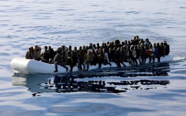 ليبيا تعلن ضبط 392 مهاجرًا غير شرعي